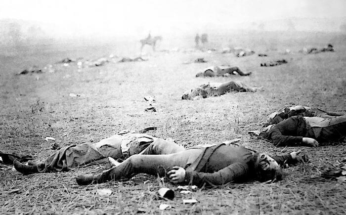 Gettysburg e i suoi fantasmi
