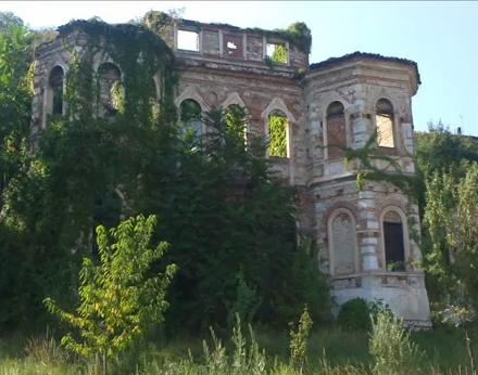 Villa Fraccaroli: il castello stregato degli spiriti