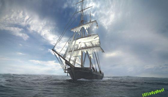 Mary Celeste, la nave dei misteri