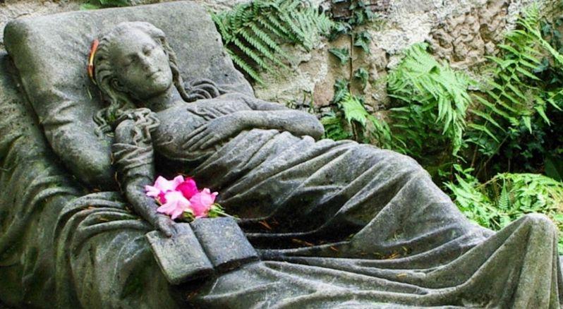Il mistero della tomba di Caroline Christine Walter