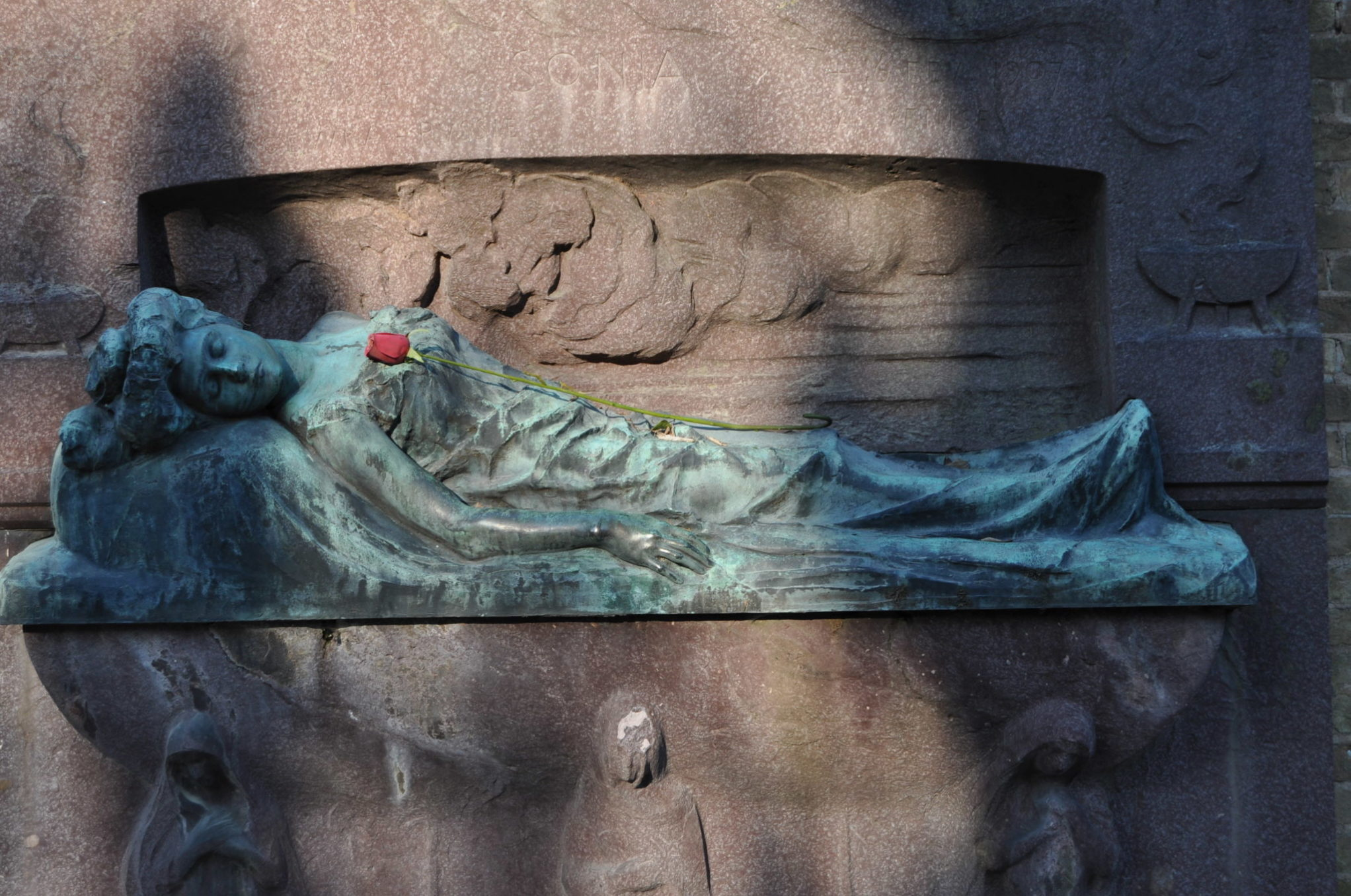 Sonia Kaliensky, la bella addormentata di Venezia
