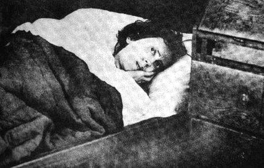 Sonno senza fine: la storia di Karolina Olsson