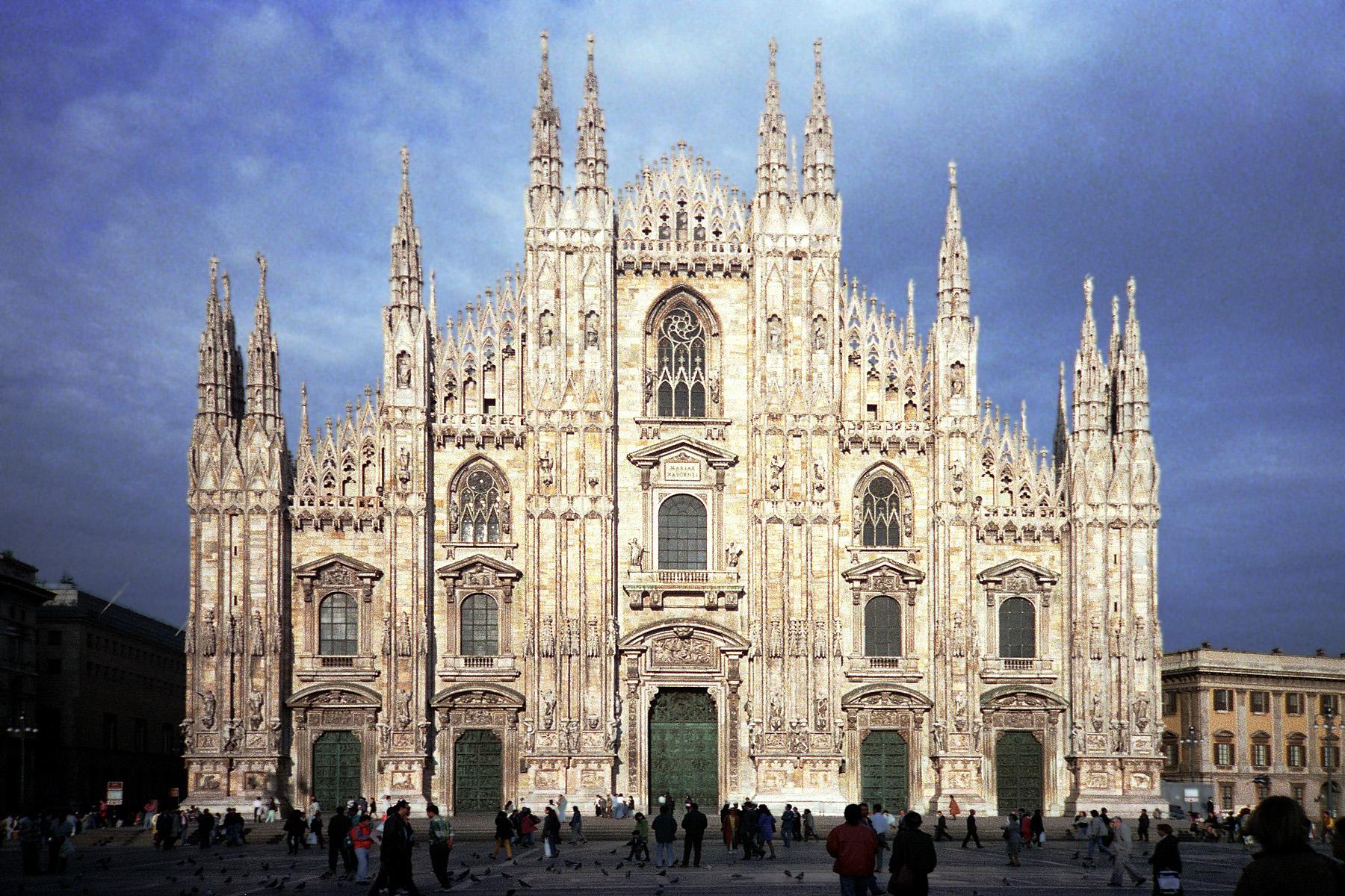 Carlina, il fantasma del Duomo di Milano