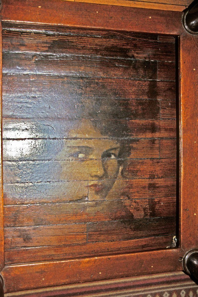 Il mistero del dipinto di Teller House