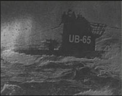 U-65, il sottomarino più infestato al mondo