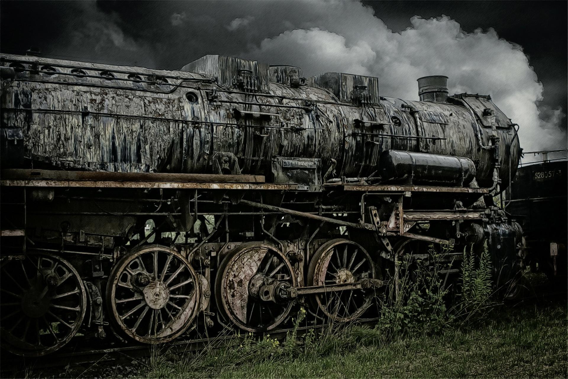 Silverpilen, il treno fantasma che terrorizza la Svezia