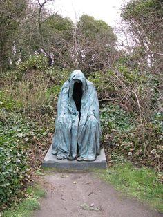 Black Aggie, la leggenda della statua maledetta