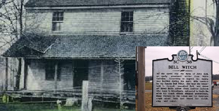 Il poltergeist del Tennessee, ovvero il caso della strega dei Bell