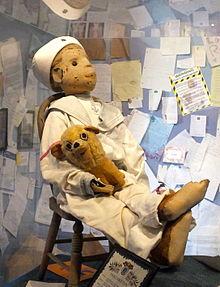 Robert, la bambola del diavolo