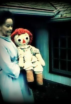 Annabelle, la vera storia della bambola infestata dei Warren