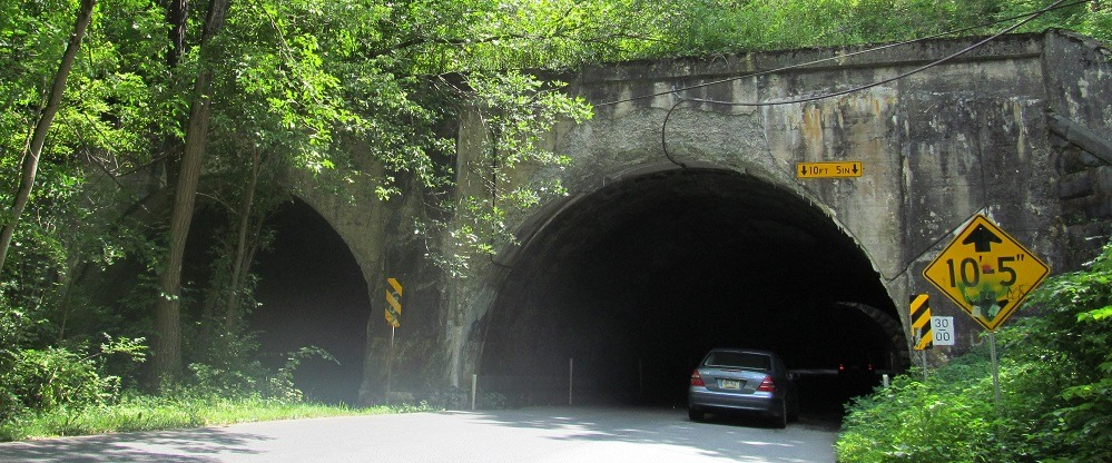 Downington tunnel