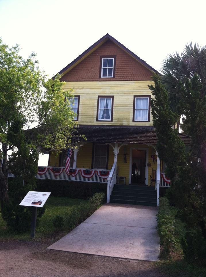Florida: il mistero di casa Riddle