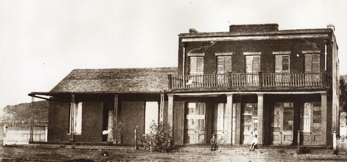 San Diego: il mistero di Whaley House e dei suoi fantasmi