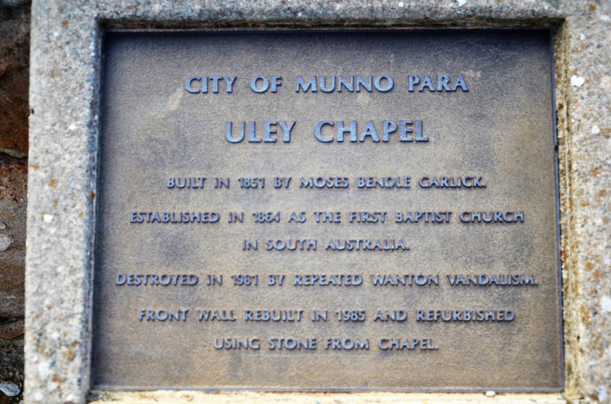 Il mistero del cimitero di Uley Road