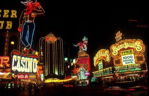 Fantasmi a Las Vegas