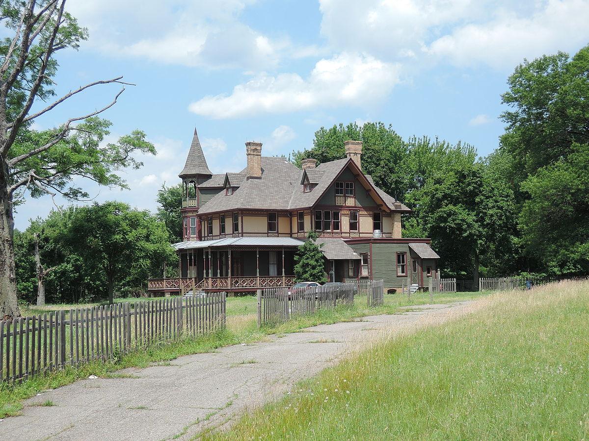 Kreischer Mansion