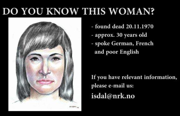 Cold case: il mistero della donna di Isdal