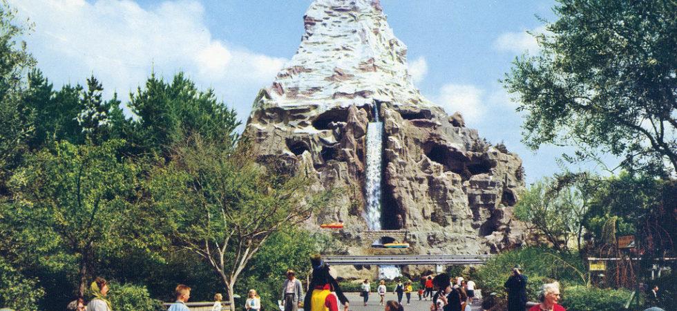 Disneyland, Monte Cervino